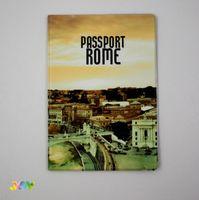 Обложка для паспорта ROME. CITY
