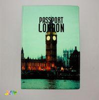 Обложка для паспорта LONDON. BIG BEN