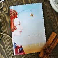 Поздравительная открытка ЛЕДИ
