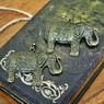 Серёжки ELEPHANT