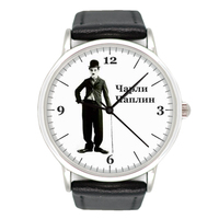 "Часы ""Чарли Чаплин 2"""