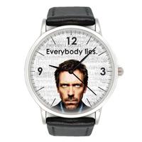 """Часы """"Доктор Хаус"""" (House M.D.)"""